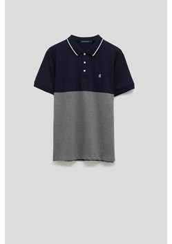 Engineered Tennis Block Polo Top