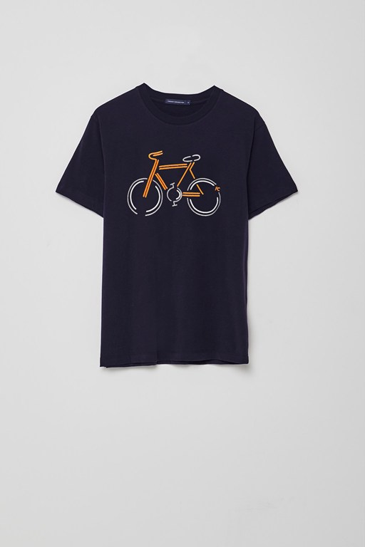 Complete the Look Bicycle T-Shirt