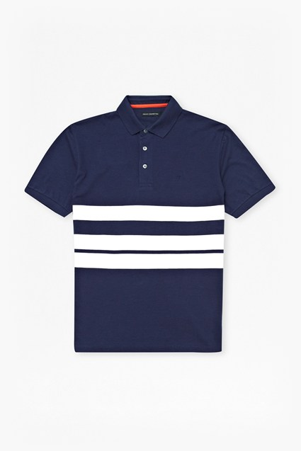 Bayard Stripe Polo Shirt
