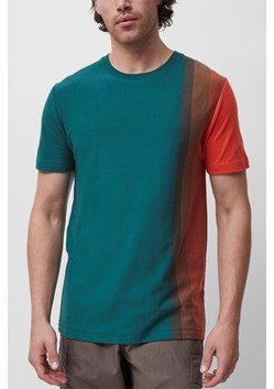Gradient Stripe Organic Cotton T-Shirt