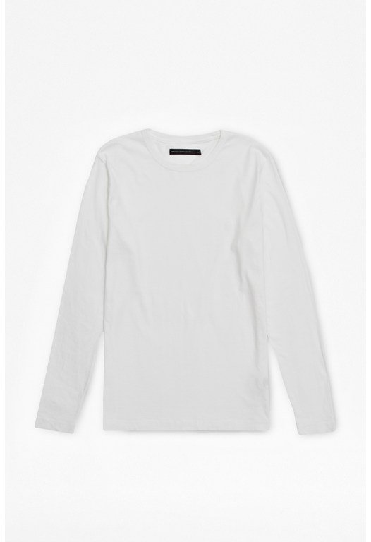 Classic Cotton Long Sleeve T-Shirt