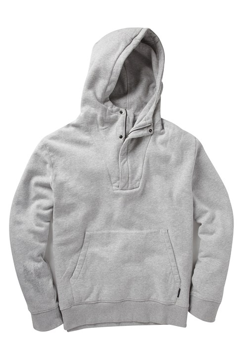 Hoody Sweatshirt Grey