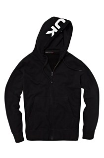 Fcuk Sport Sweat Zip Thru Hood