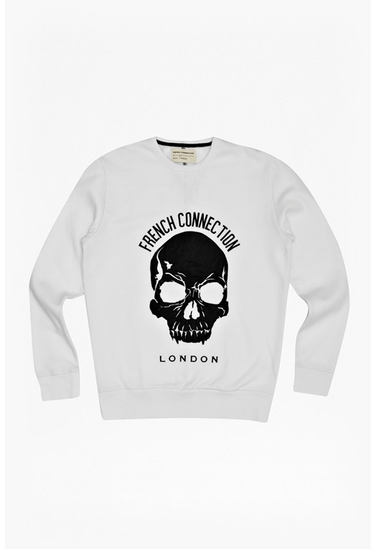 Fcuk Skull Sweater
