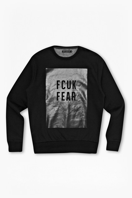 Fcuk Fear Gloss Sweater