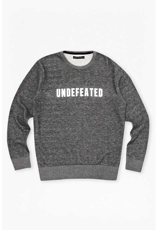 fcuk fear Undefeated Tweed Sweater