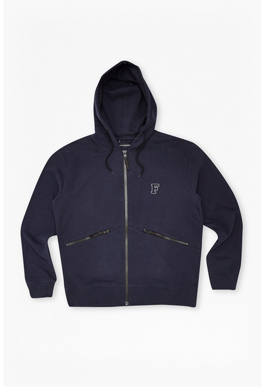 Park Zip Thru Hoody