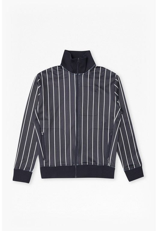 Dravid Stripe Sweat