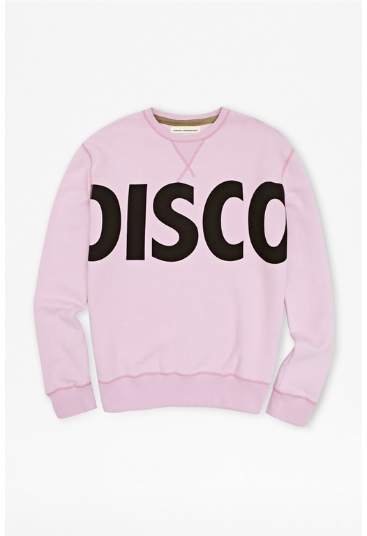 Disco Printed Sweatshirt