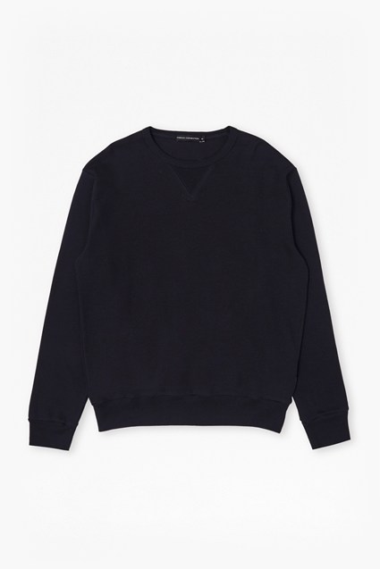 Central Crepe Sweatshirt