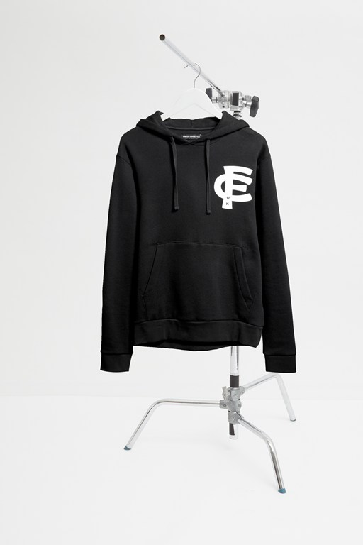 Complete the Look Baseball Rubber Hoodie