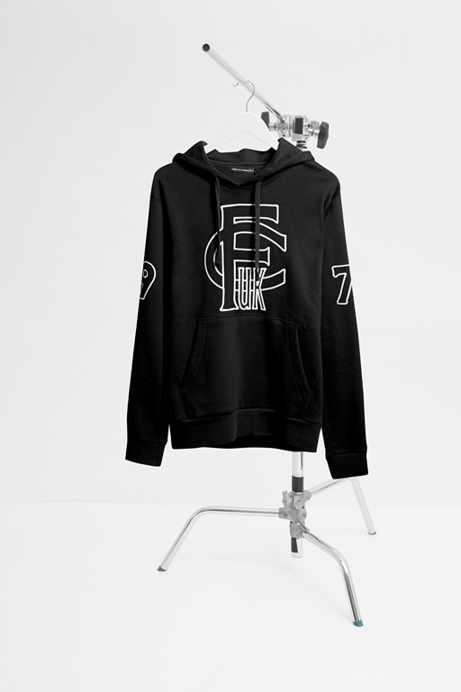 Complete the Look Baseball Outline Hoodie