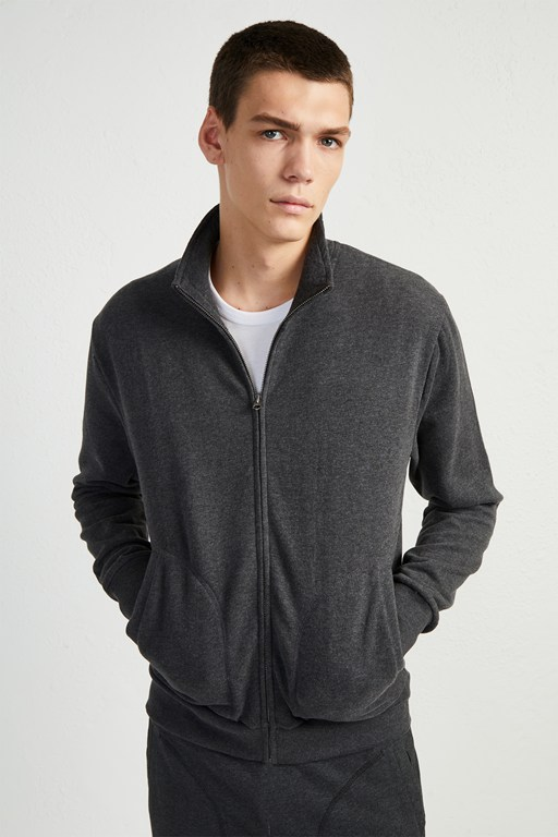 Complete the Look Sunday Sweat Full-Zip Jumper