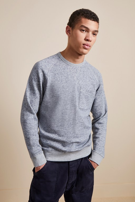 winning sweat crew neck jumper