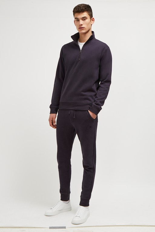 sunday sweat quarter zip sweatshirt