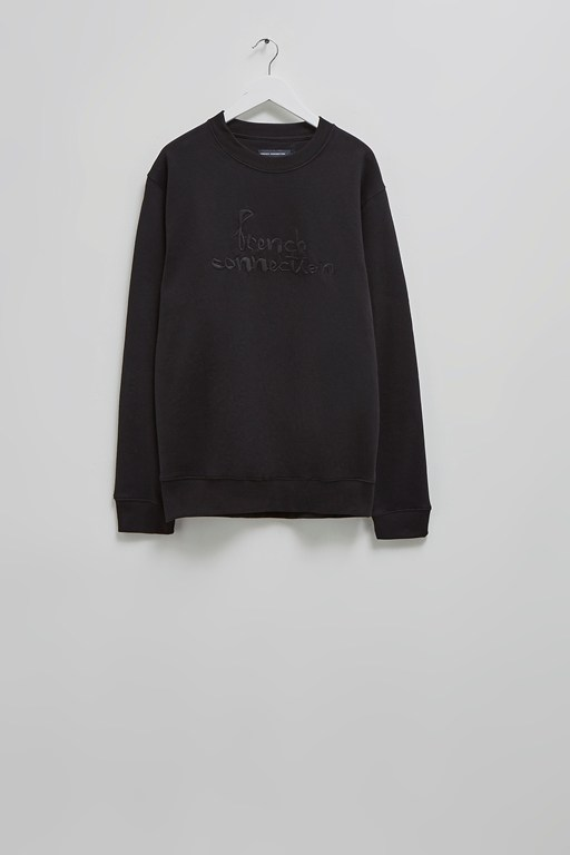 Complete the Look Handwritten Crew Neck Sweatshirt