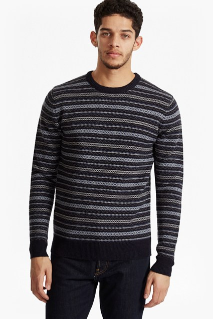 Fair Isle Lambswool Jumper