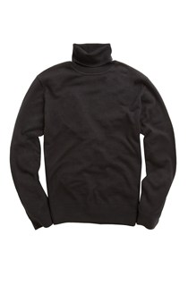 Bois De Vincennes Roll Neck Jumper