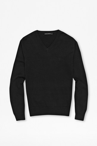 Auderly V-Neck Jumper