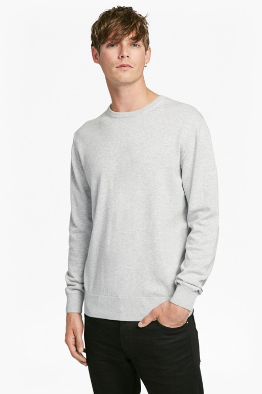 Complete the Look Auderly Cotton Jumper