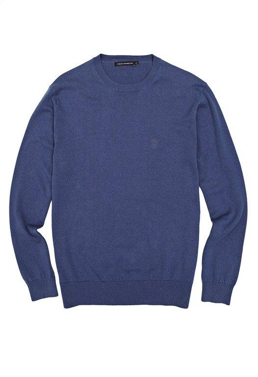Auderly Cotton Crew Neck