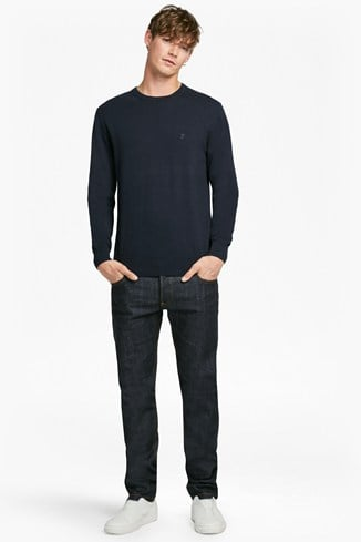 Auderly Cotton Crew Jumper