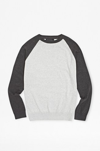 Auderly Colour Block Jumper