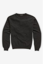 Looks Great With Cashmere Crew Neck Jumper