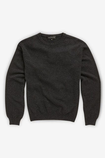 Cashmere Crew Neck Jumper