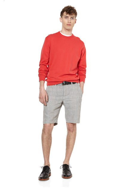 Auderly Crew Neck Jumper