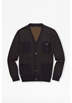 Artillery Cotton Wool Cardigan