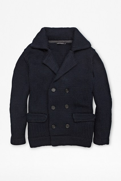 Navigate Knitted Coat