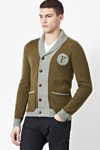 Airbourne Wool Knit Jacket
