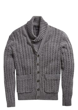 Serpentine Lambswool Knit