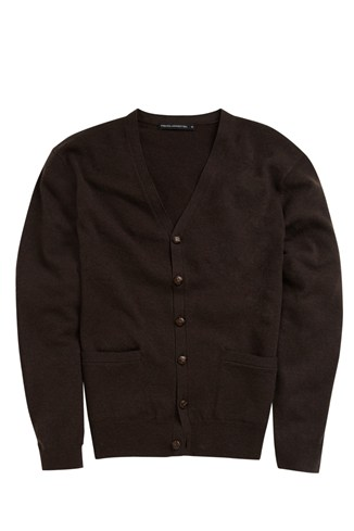 Harvest Wool Cardigan