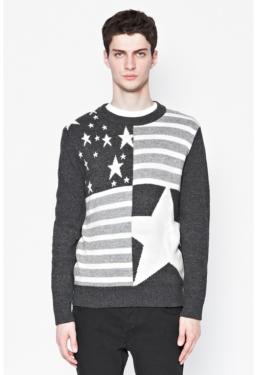 Starry Stripe Jumper