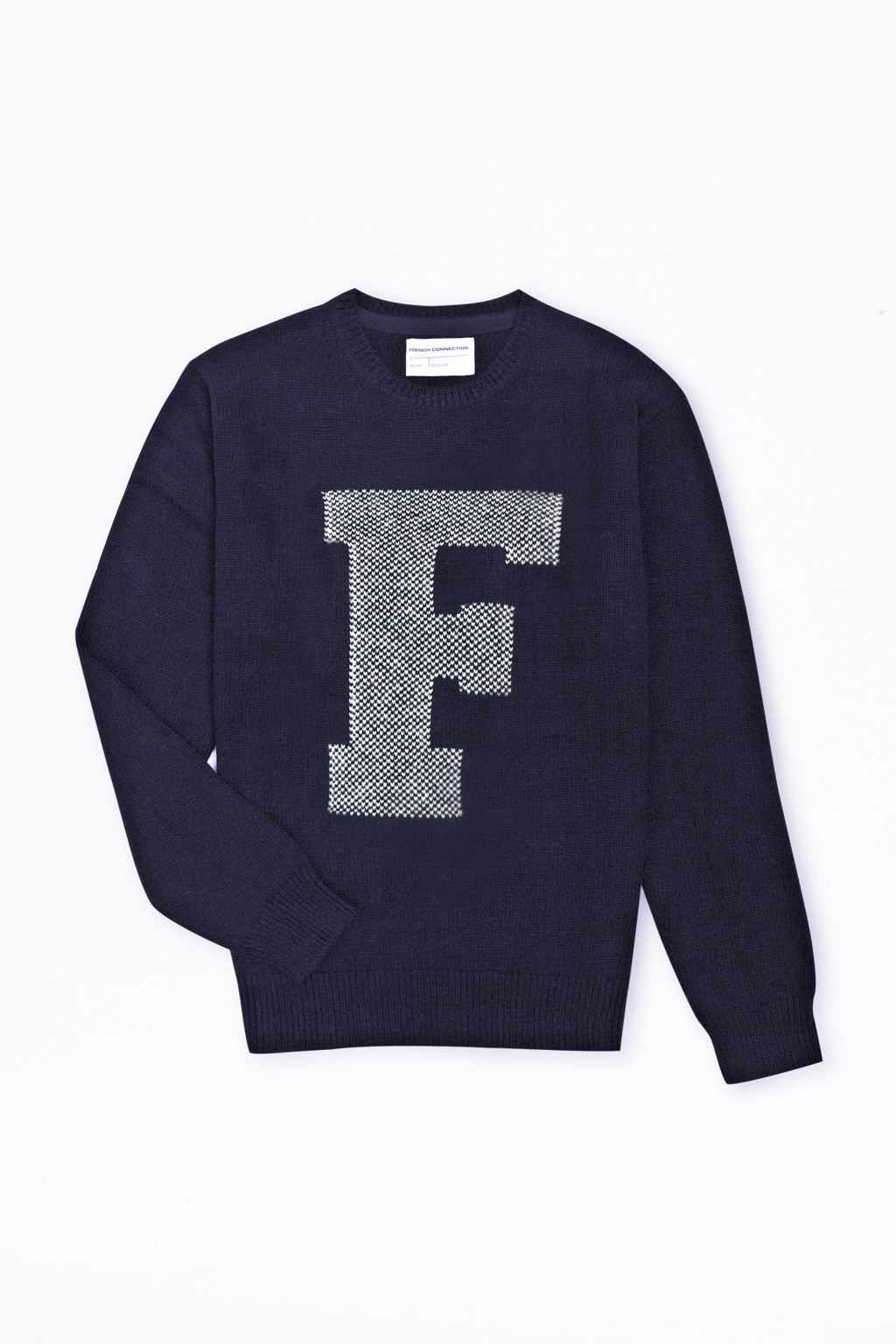 'F'' It Lambswool Jumper