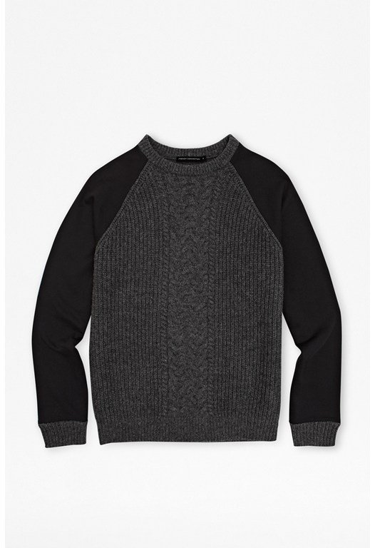 Man Ray Knitted Jumper