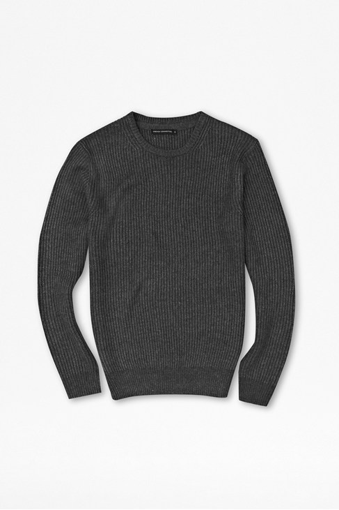 Warefare Ribbed Jumper