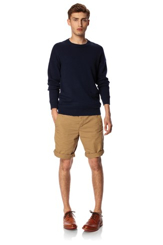 Cornell Pocket Knitted Jumper