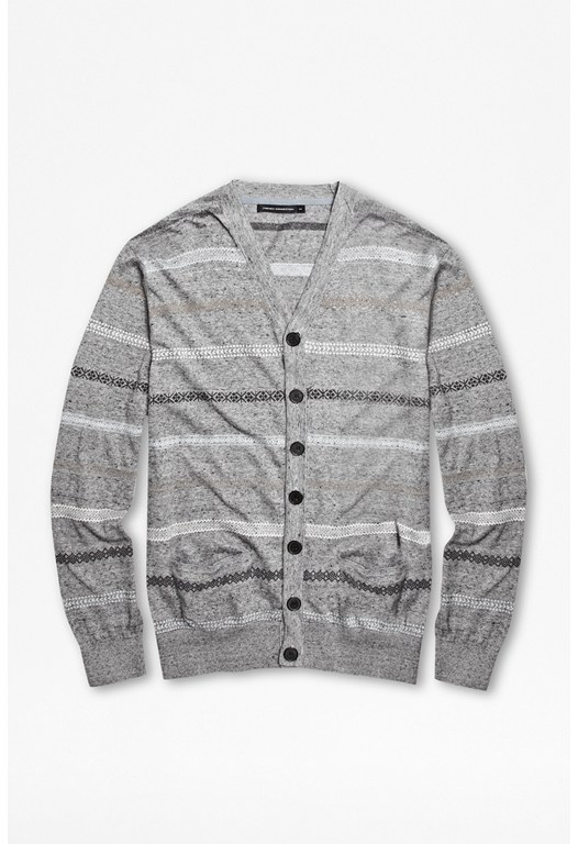 Normanton Fairisle Cardigan