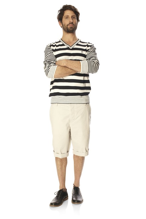 Atlantic Stripe Jumper