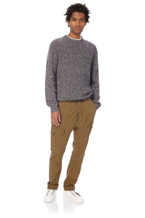 Vector Textured Knit Jumper