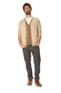 Wicklow Linen Cardigan