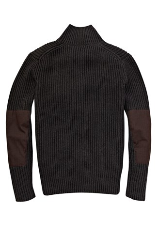 Military Twill Jumper