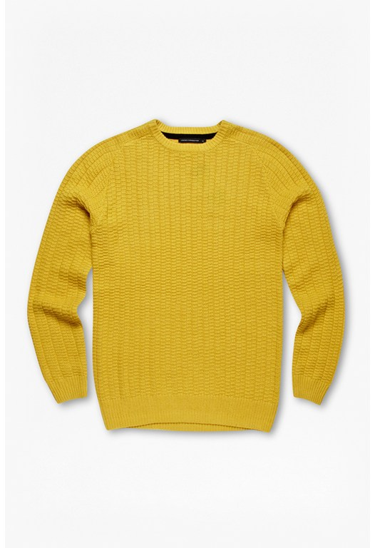 Isopods Textured Wool Jumper