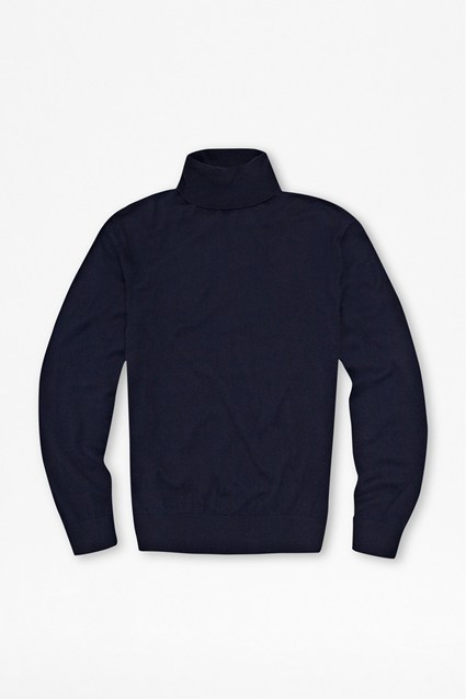Portrait Wool Melange Jumper