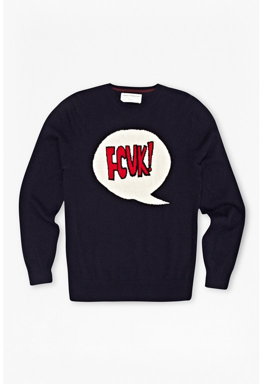 Shout Wool Jumper