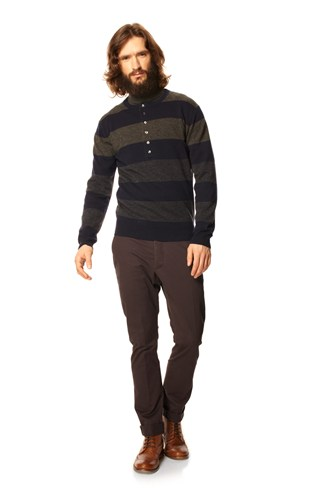 Sanchez Striped Jumper