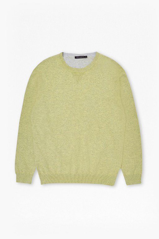 Julep Printed Crew Neck Jumper